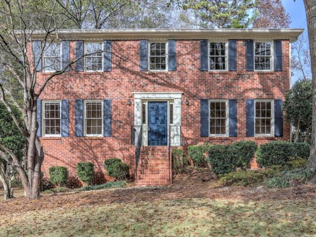 1117 Saybrook Circle NW, Lilburn, GA 30047 (MLS #6101473) :: North Atlanta Home Team