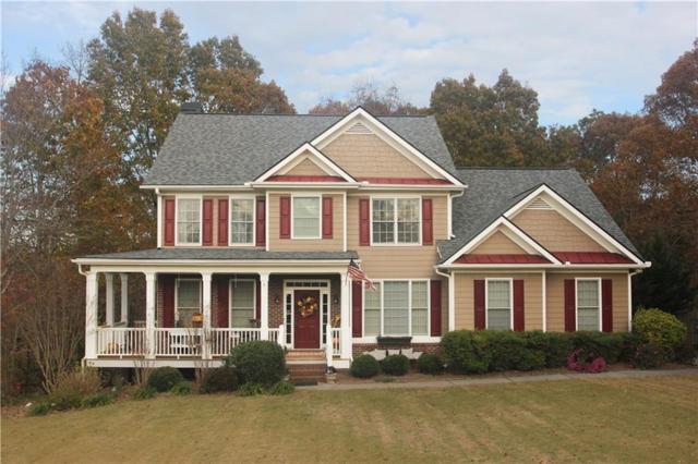 310 N Brooke Drive, Canton, GA 30115 (MLS #6101600) :: Path & Post Real Estate