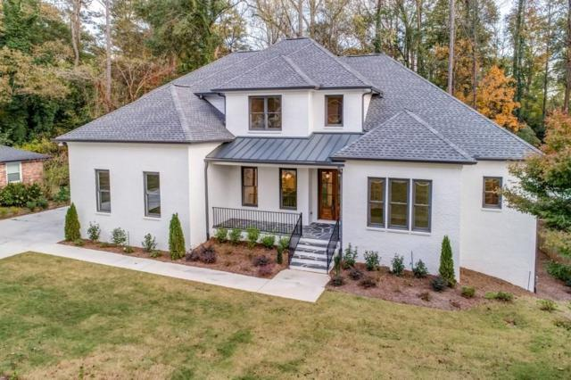 445 Windsor Parkway NE, Sandy Springs, GA 30342 (MLS #6101892) :: The Hinsons - Mike Hinson & Harriet Hinson