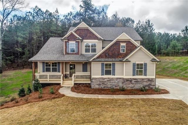 618 Red Leaf Way, Canton, GA 30114 (MLS #6102306) :: Path & Post Real Estate
