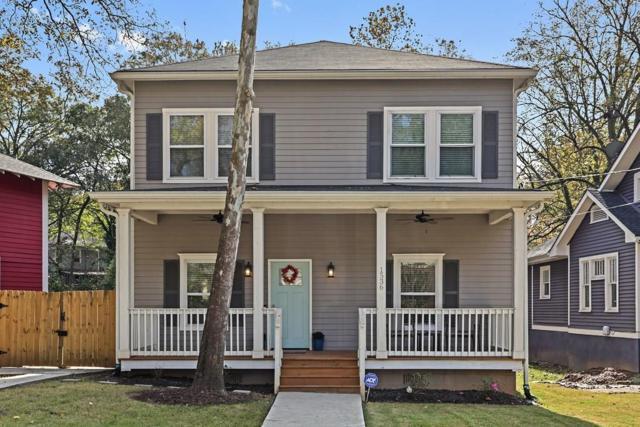 1536 S Gordon Street SW, Atlanta, GA 30310 (MLS #6102377) :: North Atlanta Home Team