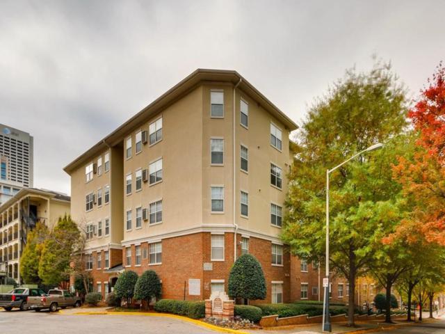 800 Peachtree Street NE #1212, Atlanta, GA 30308 (MLS #6103717) :: The Zac Team @ RE/MAX Metro Atlanta