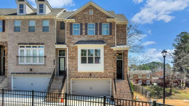 1331 Harris Way #28, Brookhaven, GA 30319 (MLS #6103760) :: Iconic Living Real Estate Professionals