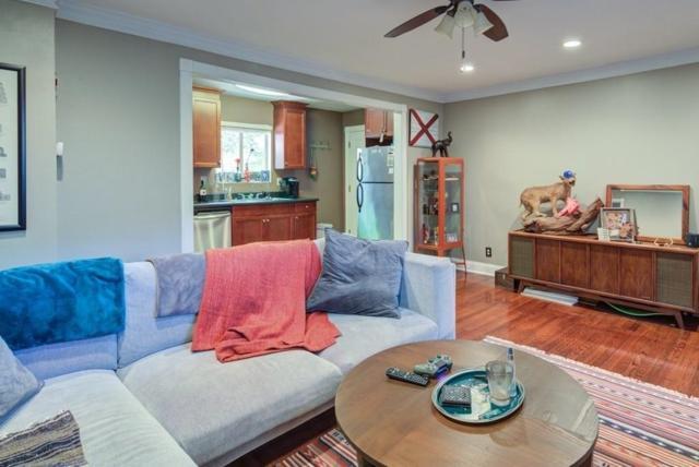 394 6TH Street NE #1, Atlanta, GA 30308 (MLS #6104442) :: Dillard and Company Realty Group