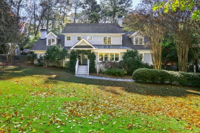 977 Wildwood Road NE, Atlanta, GA 30306 (MLS #6104536) :: Dillard and Company Realty Group