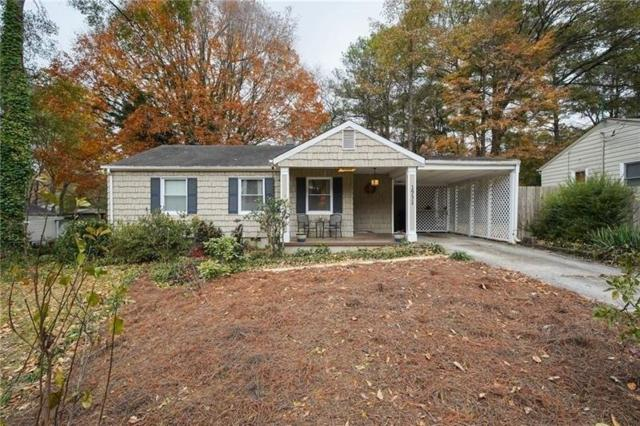 1951 Sumter Street NW, Atlanta, GA 30318 (MLS #6105566) :: The Zac Team @ RE/MAX Metro Atlanta