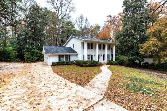 5258 Oxbow Road, Stone Mountain, GA 30087 (MLS #6105602) :: Rock River Realty
