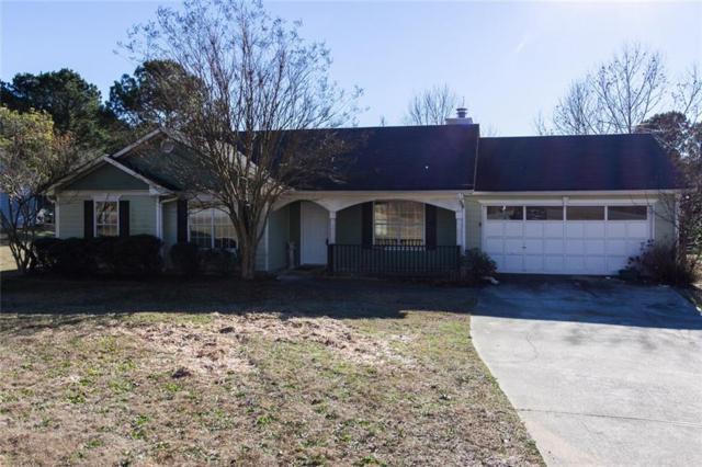 1200 Park Street, Loganville, GA 30052 (MLS #6105830) :: North Atlanta Home Team
