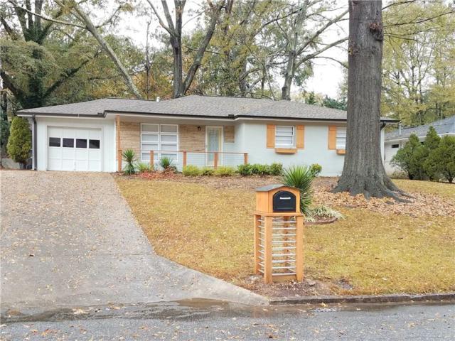 2597 Wood Valley Drive, East Point, GA 30344 (MLS #6105844) :: RCM Brokers
