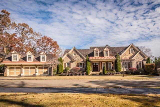 156 Northeast Cove Road, Dawsonville, GA 30534 (MLS #6106316) :: North Atlanta Home Team