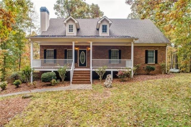 2035 Cokers Chapel Road, Ball Ground, GA 30107 (MLS #6107271) :: Path & Post Real Estate