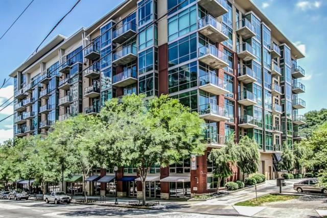 905 NE Juniper Street #406, Atlanta, GA 30309 (MLS #6107735) :: The Cowan Connection Team
