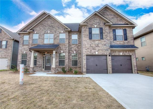 42 Heights Drive, Loganville, GA 30052 (MLS #6107921) :: The Cowan Connection Team