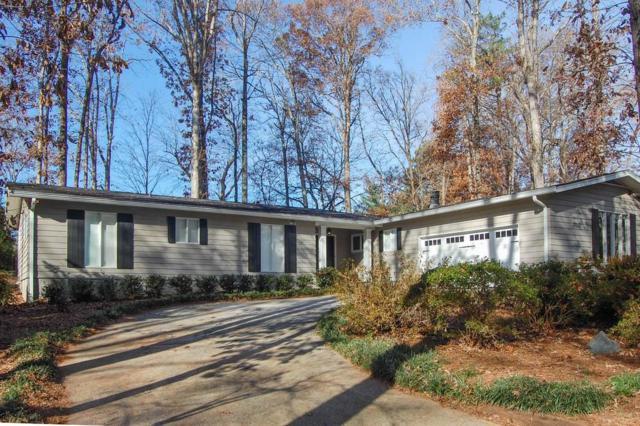 5320 Waterford Drive, Dunwoody, GA 30338 (MLS #6107996) :: Rock River Realty
