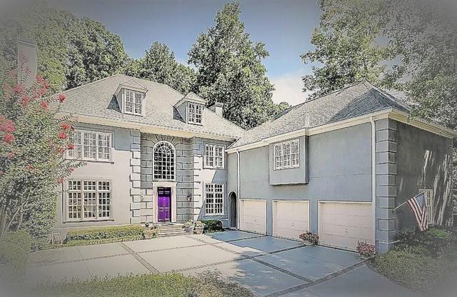 866 NE Carlton Ridge, Atlanta, GA 30342 (MLS #6108192) :: Dillard and Company Realty Group