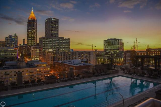 855 Peachtree Street NE #1209, Atlanta, GA 30308 (MLS #6108580) :: The Cowan Connection Team