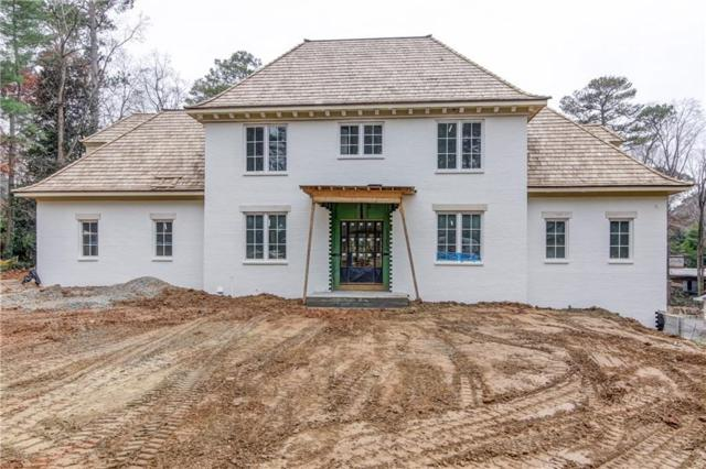 3498 Paces Valley Road NW, Atlanta, GA 30327 (MLS #6108872) :: The Cowan Connection Team