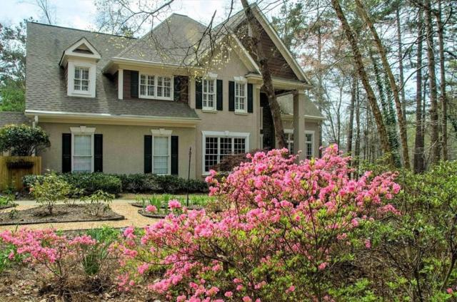 4109 Brigade Trail NW, Kennesaw, GA 30152 (MLS #6108893) :: The Heyl Group at Keller Williams