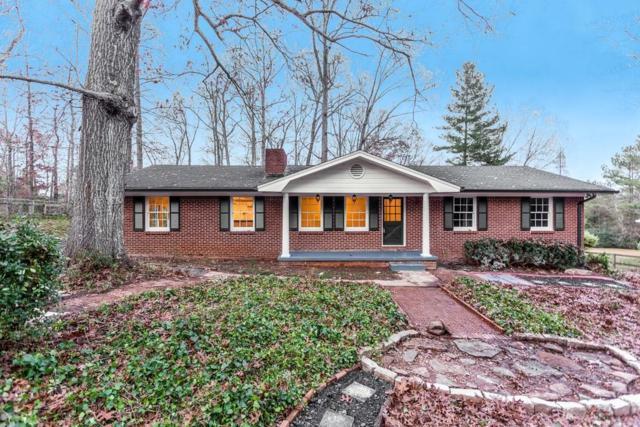 7262 Asbury Drive, Lithonia, GA 30058 (MLS #6109905) :: Hollingsworth & Company Real Estate