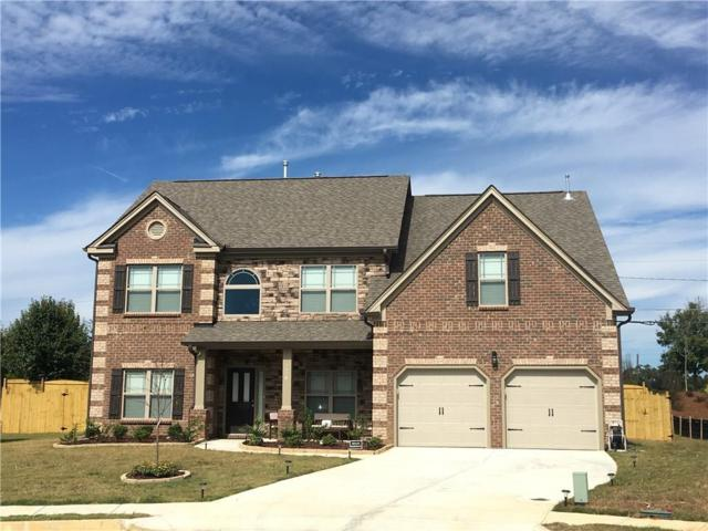 807 Holly Mist Court, Loganville, GA 30052 (MLS #6110484) :: North Atlanta Home Team