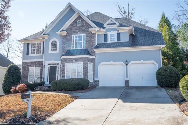 1162 Vinings Place Way SE, Mableton, GA 30126 (MLS #6111469) :: North Atlanta Home Team