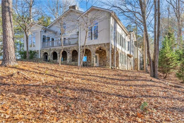 9190 Four Mile Creek Road, Gainesville, GA 30506 (MLS #6111881) :: The Russell Group
