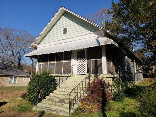 1863 Center Avenue, East Point, GA 30344 (MLS #6112172) :: North Atlanta Home Team