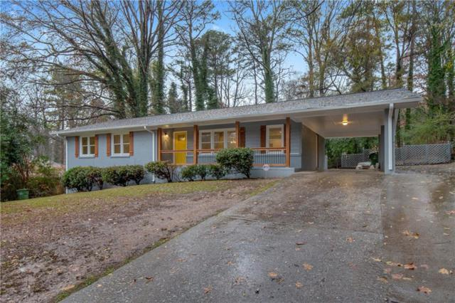 819 Jefferson Avenue SW, Atlanta, GA 30315 (MLS #6112447) :: RE/MAX Paramount Properties