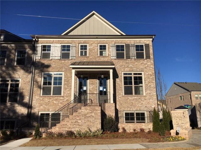 2266 Mclean Chase SE #4, Smyrna, GA 30080 (MLS #6112735) :: Team Schultz Properties