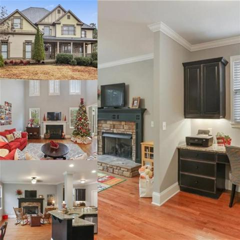 222 Blackberry Run Drive, Dallas, GA 30132 (MLS #6112772) :: Kennesaw Life Real Estate