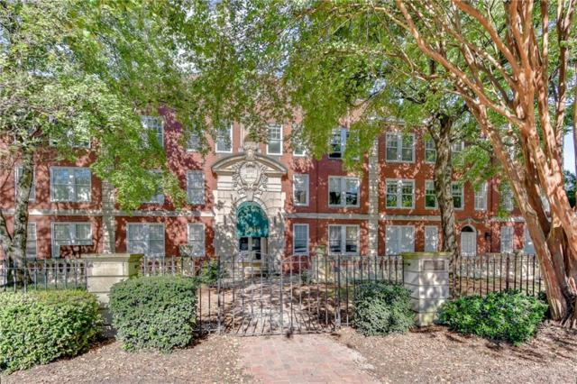 2840 Peachtree Road Nw #305, Atlanta, GA 30305 (MLS #6112813) :: North Atlanta Home Team