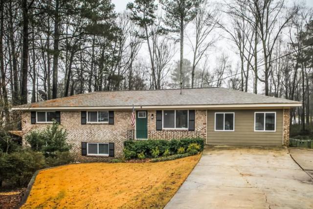 40 Cedar Valley Drive NE, Kennesaw, GA 30144 (MLS #6113062) :: North Atlanta Home Team