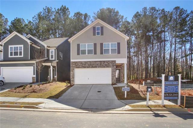 17 Ruthie Lane N, Dawsonville, GA 30534 (MLS #6113074) :: Kennesaw Life Real Estate