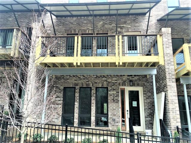 1949 Myrtle Walk #374, Atlanta, GA 30318 (MLS #6113358) :: Team Schultz Properties