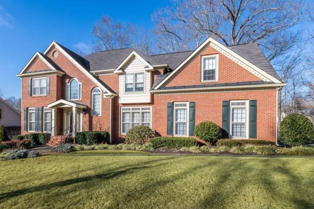 1567 Halisport Lake Drive NW, Kennesaw, GA 30152 (MLS #6113365) :: North Atlanta Home Team