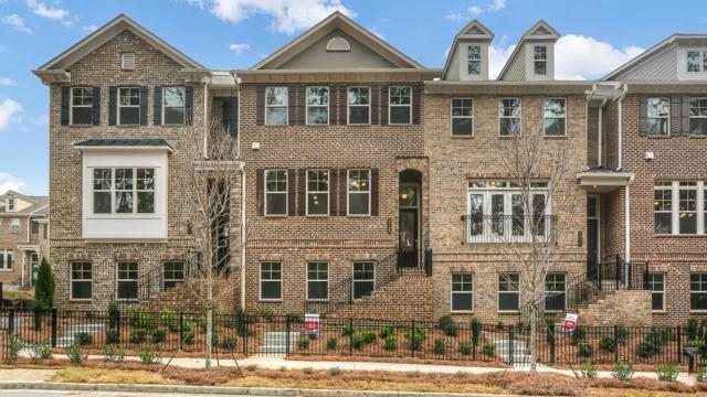 4240 Townsend Lane #51, Dunwoody, GA 30346 (MLS #6113818) :: Team Schultz Properties