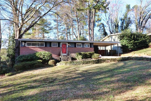 2135 Drew Valley Road NE, Brookhaven, GA 30319 (MLS #6113980) :: North Atlanta Home Team