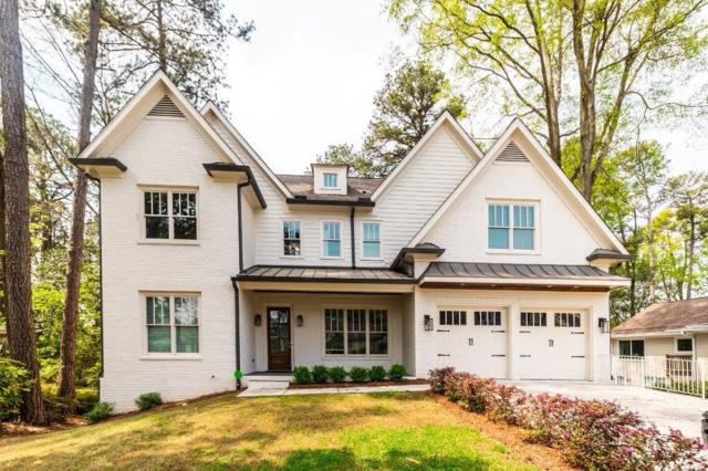2298 Briarwood Hills Drive NE, Brookhaven, GA 30319 (MLS #6114425) :: The Zac Team @ RE/MAX Metro Atlanta