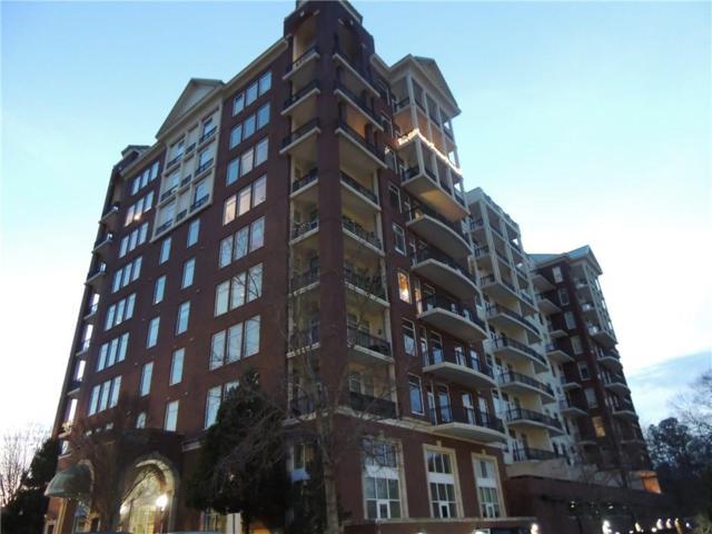 3820 Roswell Road NE #1002, Atlanta, GA 30342 (MLS #6114804) :: RE/MAX Paramount Properties
