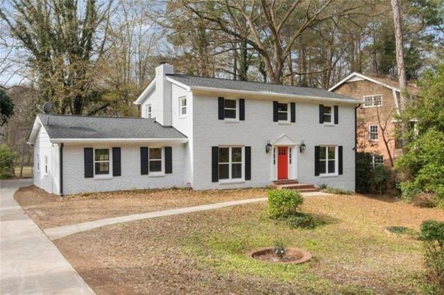9850 La View Circle, Roswell, GA 30075 (MLS #6114917) :: North Atlanta Home Team