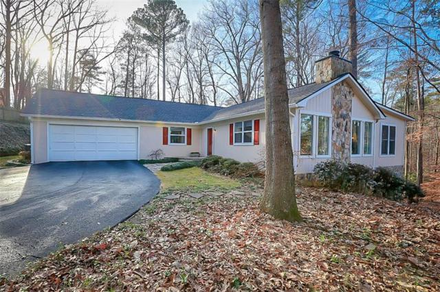 4070 S Berkeley Lake Road NW, Berkeley Lake, GA 30096 (MLS #6114951) :: North Atlanta Home Team