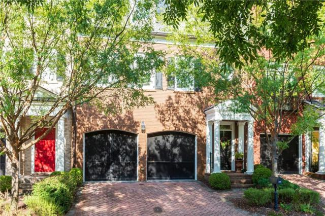 3305 Buckhead Forest Mews NE, Atlanta, GA 30305 (MLS #6115021) :: Iconic Living Real Estate Professionals
