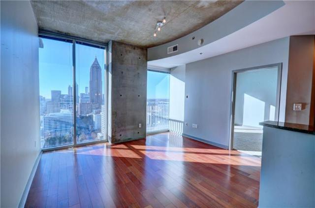 855 Peachtree Street NE #2707, Atlanta, GA 30308 (MLS #6115148) :: The Cowan Connection Team