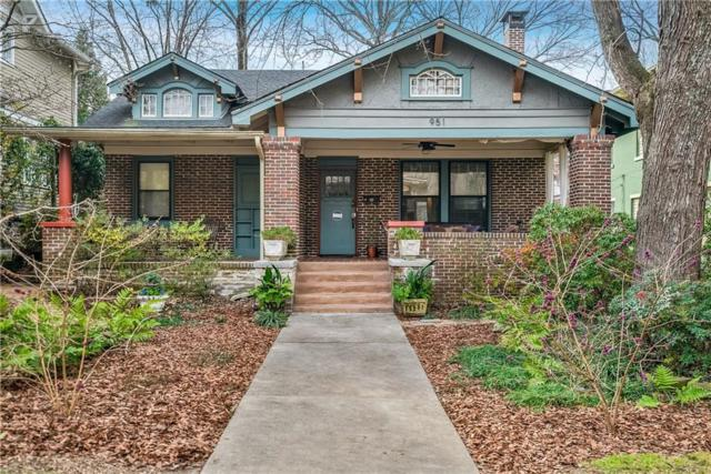 951 Virginia Avenue NE, Atlanta, GA 30306 (MLS #6115272) :: North Atlanta Home Team