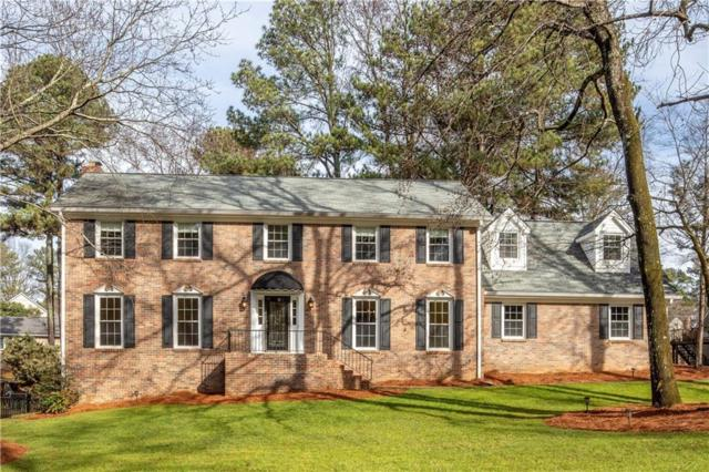 6790 Lisa Lane, Sandy Springs, GA 30338 (MLS #6115670) :: KELLY+CO