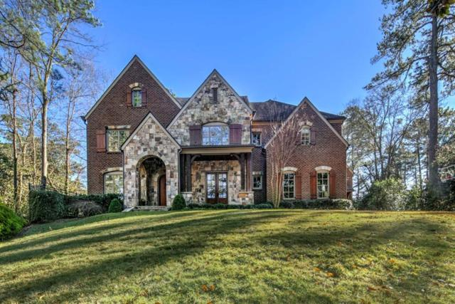 4591 Club Valley Drive NE, Atlanta, GA 30319 (MLS #6115835) :: North Atlanta Home Team