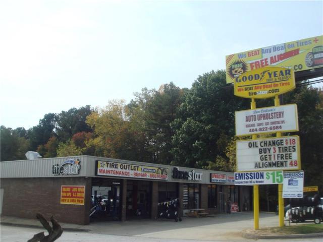 1019 Mount Zion Rd., Morrow, GA 30260 (MLS #6115960) :: Team Schultz Properties