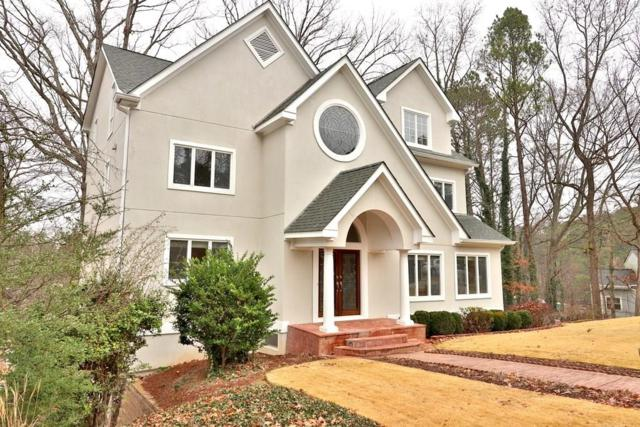 180 Kinross Court, Roswell, GA 30076 (MLS #6115975) :: RE/MAX Paramount Properties