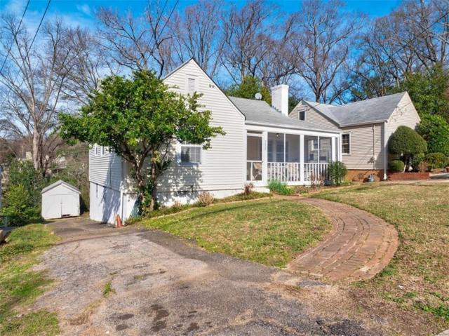 756 Ponce De Leon Terrace NE, Atlanta, GA 30306 (MLS #6116061) :: North Atlanta Home Team