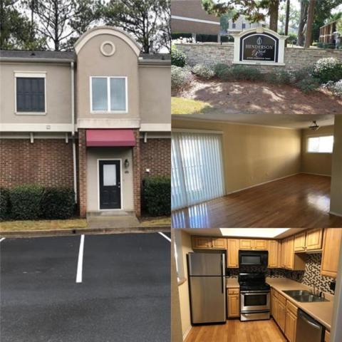 3301 Henderson Mill Road T4, Atlanta, GA 30341 (MLS #6116160) :: North Atlanta Home Team